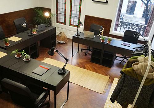 Despacho privado - Coworking Barcelona